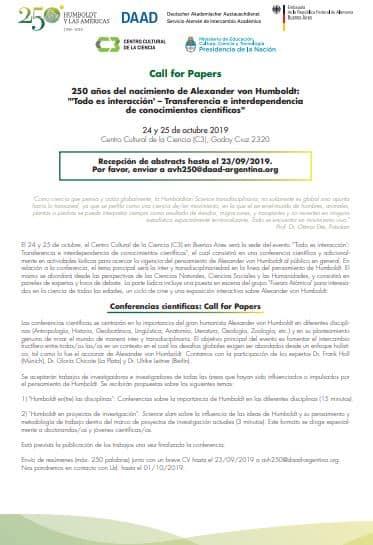 Daad Argentinien La Página Web Del Centro De Información